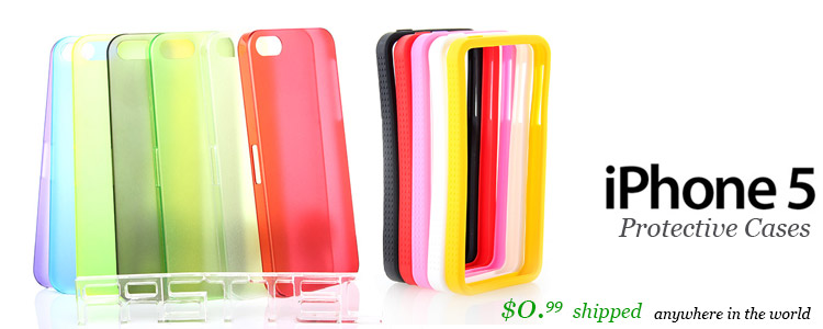 Protective Cases for iPhone 5